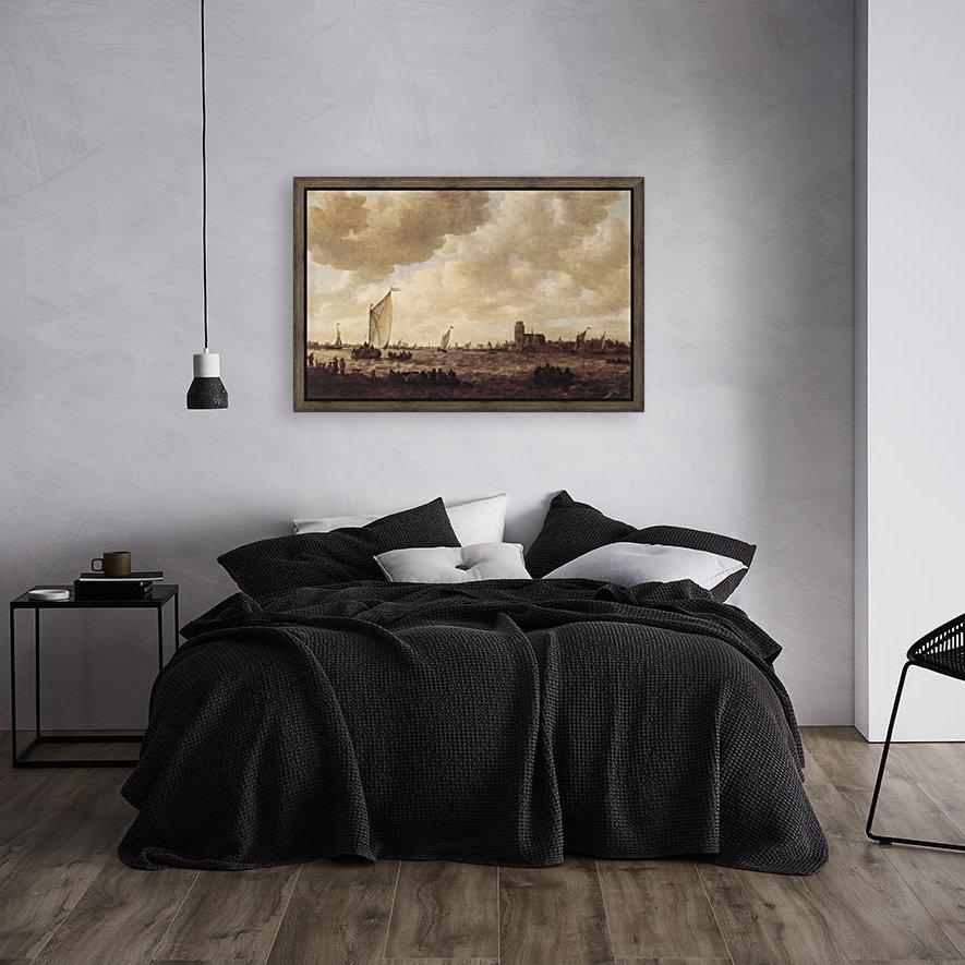 View of Dordrecht  Art
