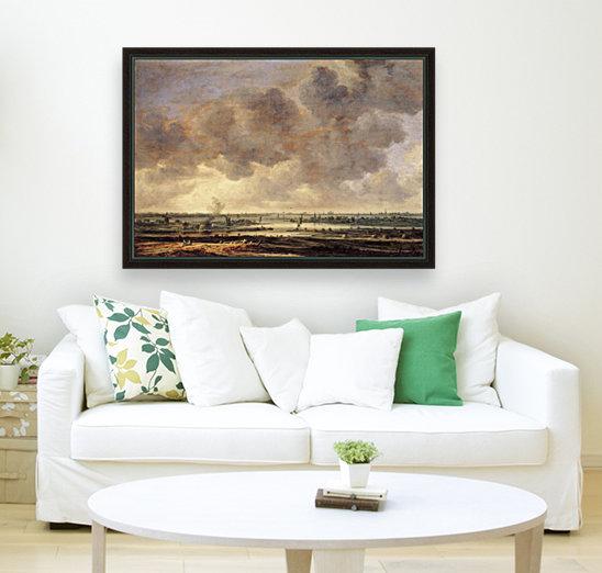View of the Haarlemmermeer  Art