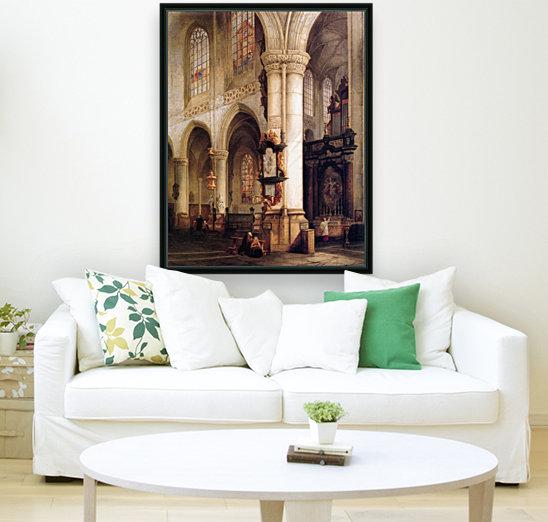 St Jacobskerk Antwerpen Sun  Art