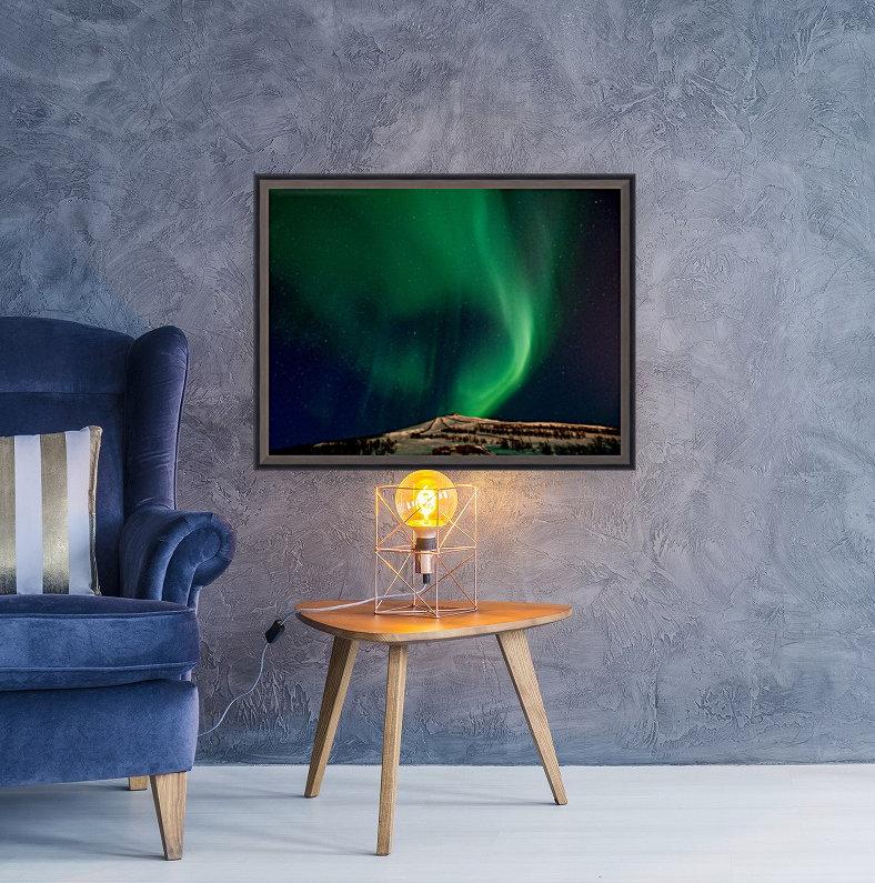 Aurora swirl  Art
