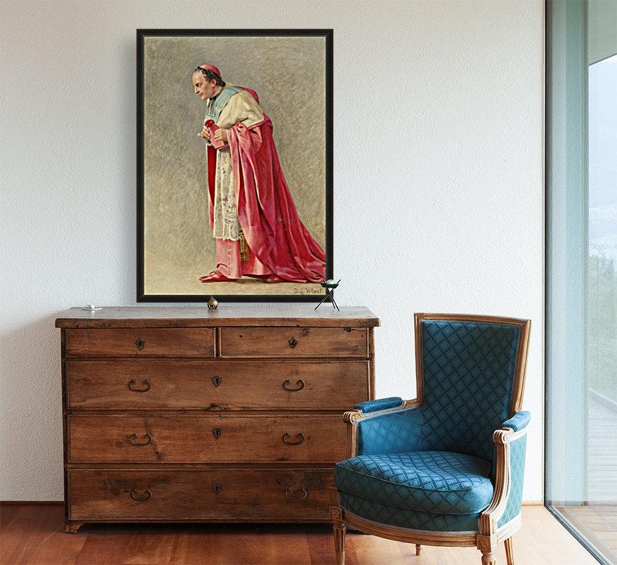 The cardinal  Art