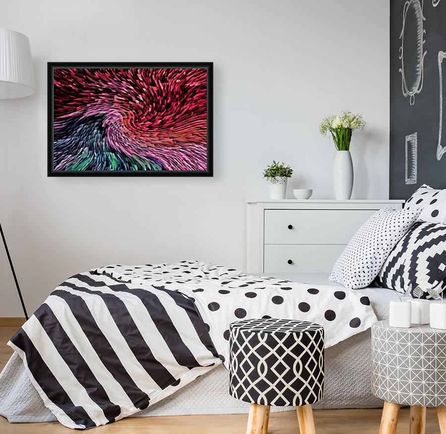 Color Wave  Art