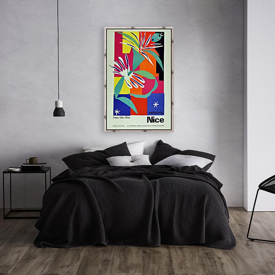 Henri Matisse Original vintage poster for Nice  Art