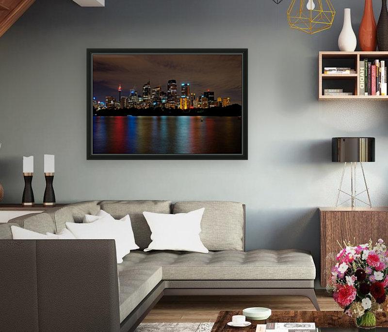 Colors of Sydney  Art