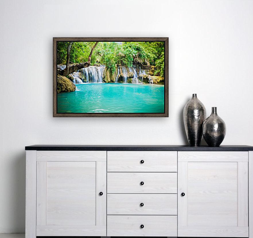 Luang Prabang waterfalls  Art