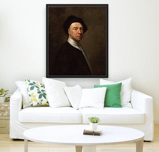 Portrait of a man  Art