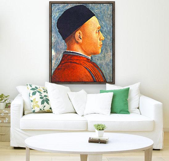 Portrait of a Young Man  Art