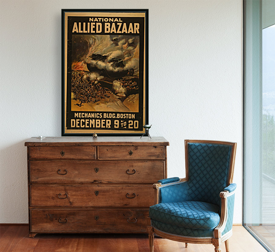 National Allied Bazaar  Art