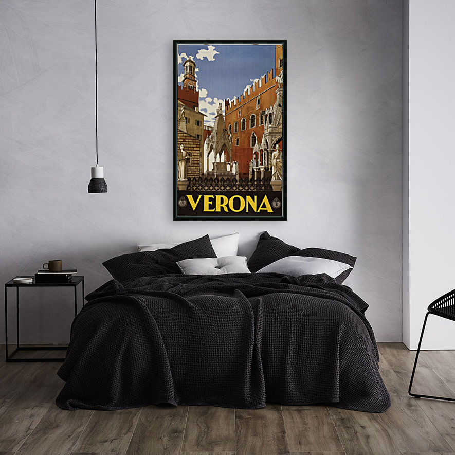 Verona with Floating Frame