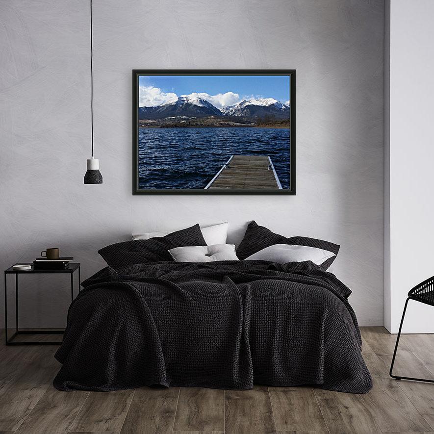 Denver Lake  Art