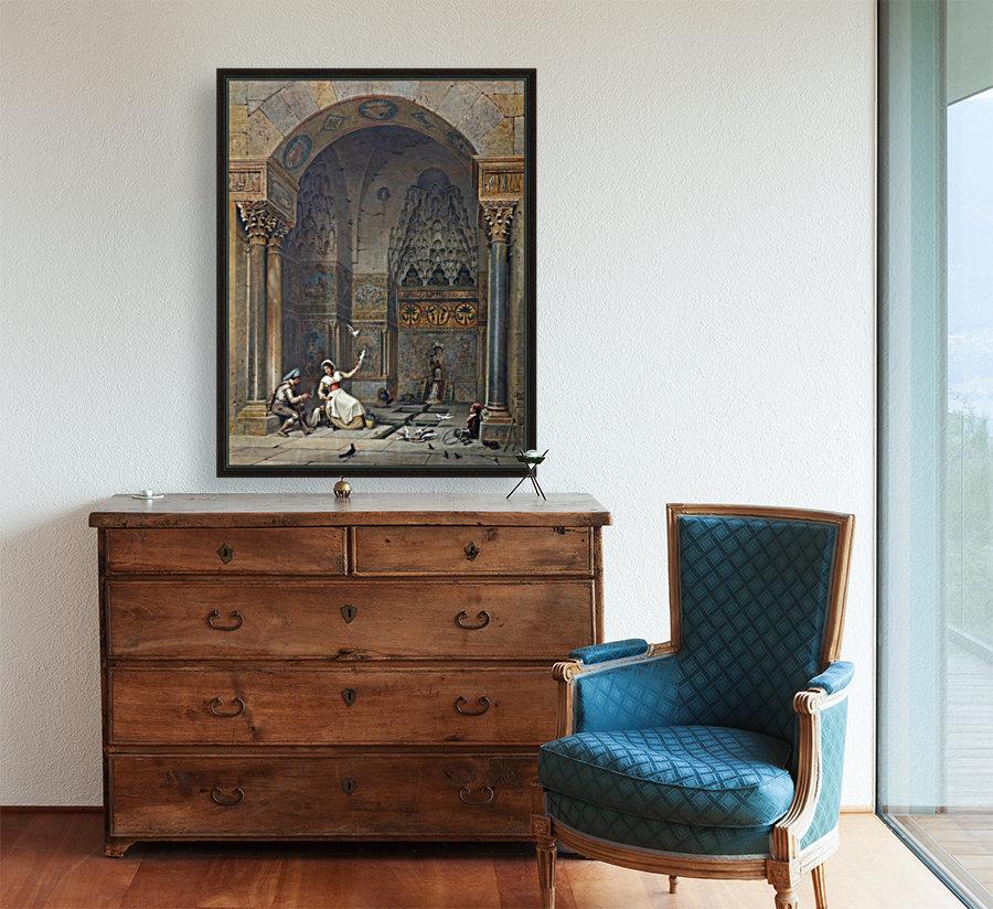 House of Zisa Palermo  Art