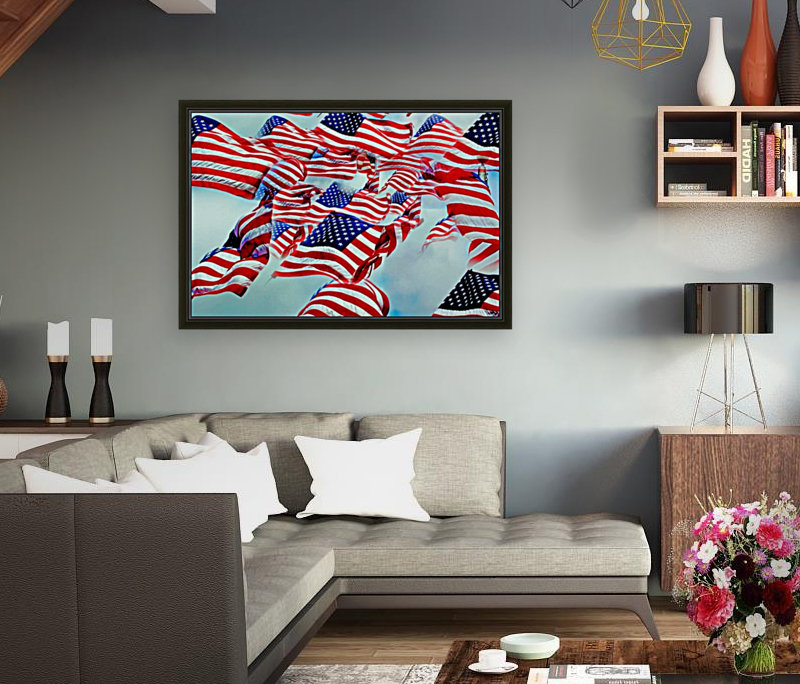 All American  Art