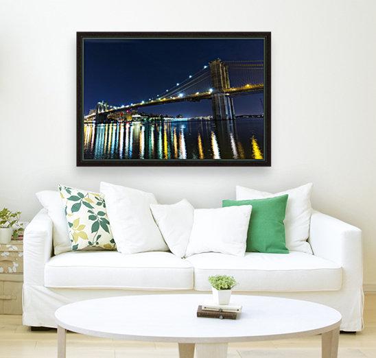The Brooklyn Bridge  Art