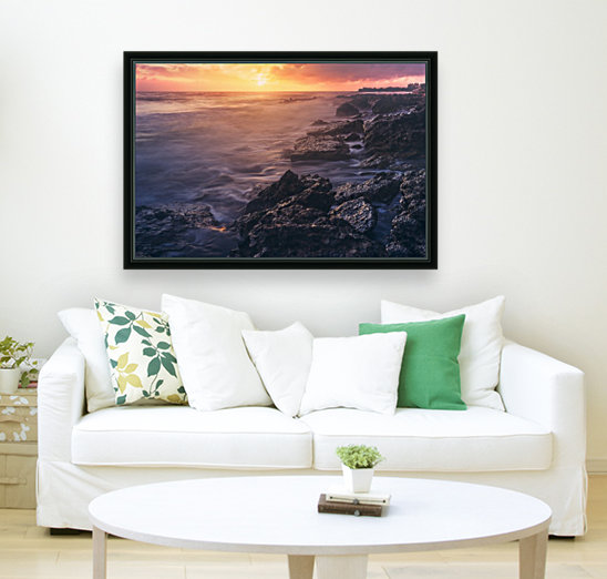 Caribbean with Floating Frame