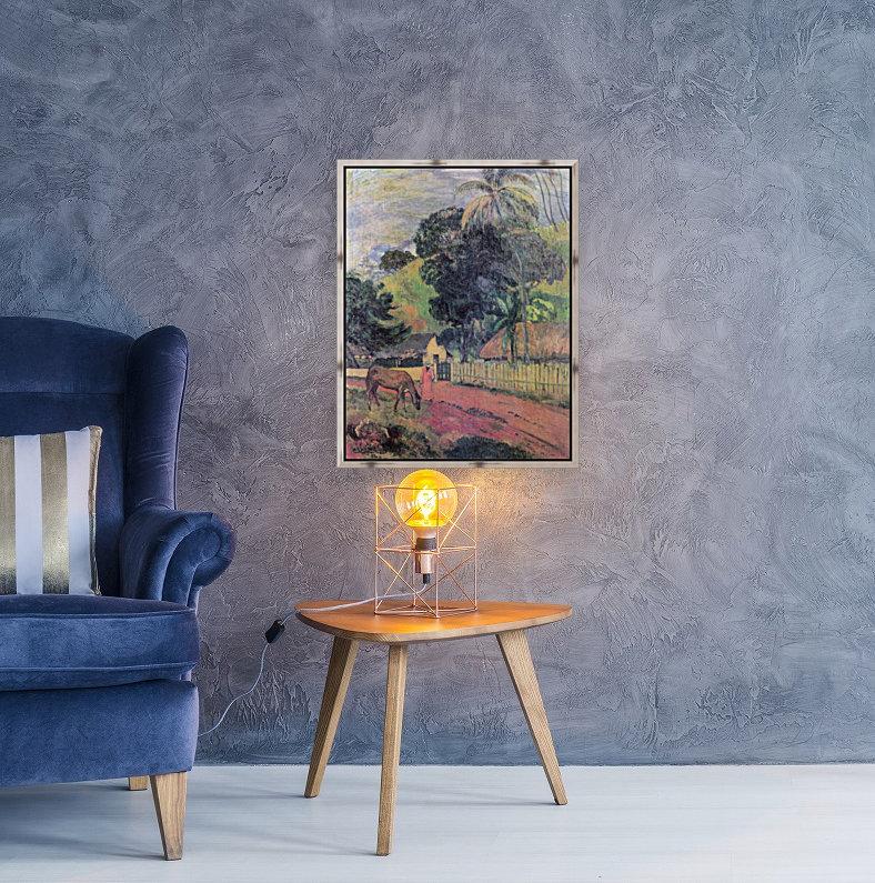 Landscape by Gauguin  Art