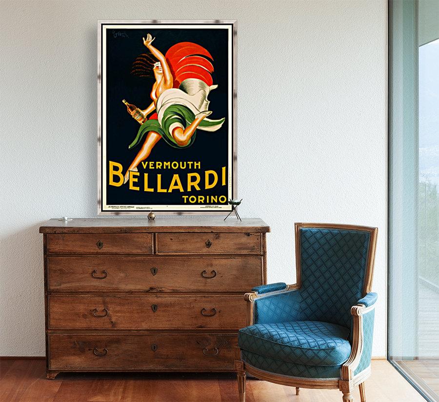 Vermouth Bellardi Torino  Art