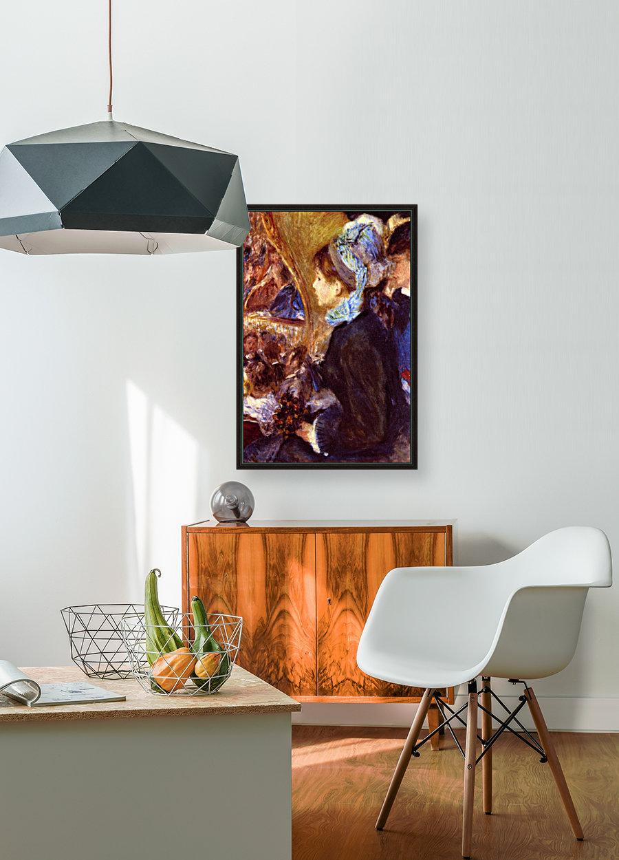 Le Cafe Concert by Renoir  Art