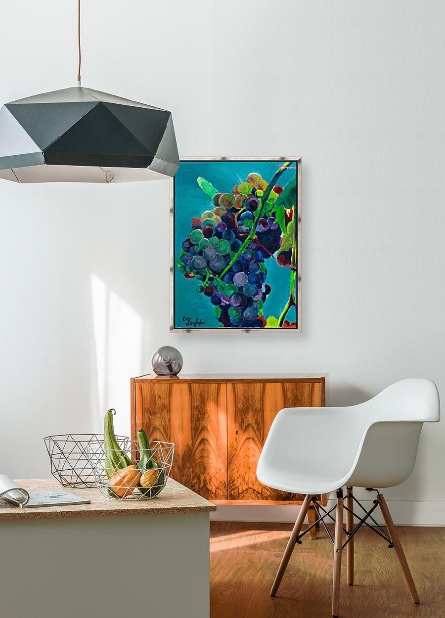 Grapes  Art