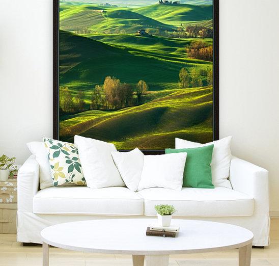 Valley...  Art