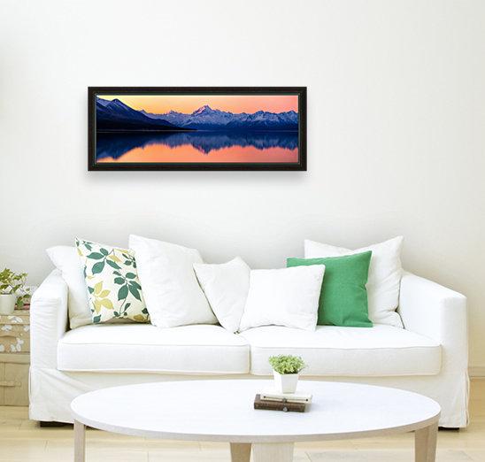 Mount Cook, New Zealand  Art