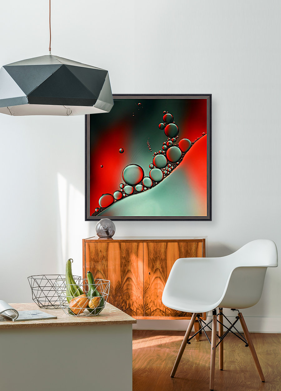 Color adaptation with Floating Frame
