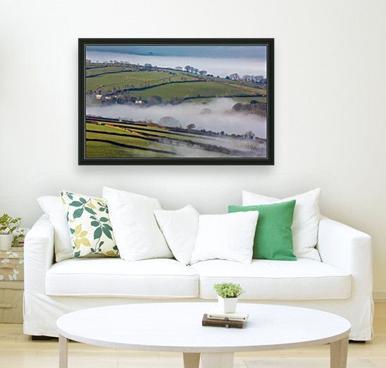 Agricultural mist with Floating Frame