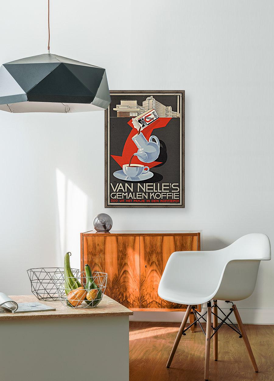Van Nelle German Koffie  Art