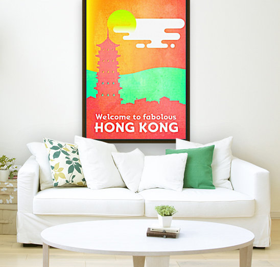Welcome to Fabolous Hong Kong  Art