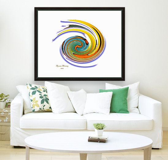 The whirl, W1.11A  Art