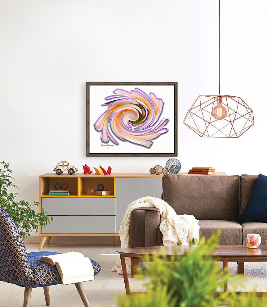 The whirl, W1.8A  Art