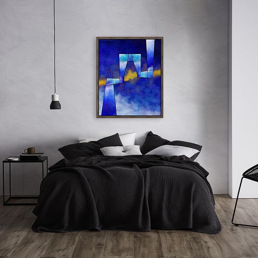 Kefharia V1 - cubic vision  Art