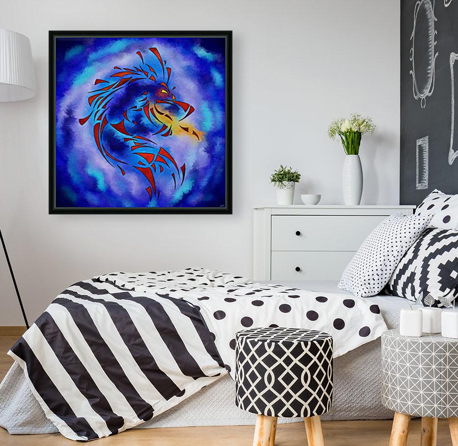 Glenfbach V1 - mystic dragon  Art