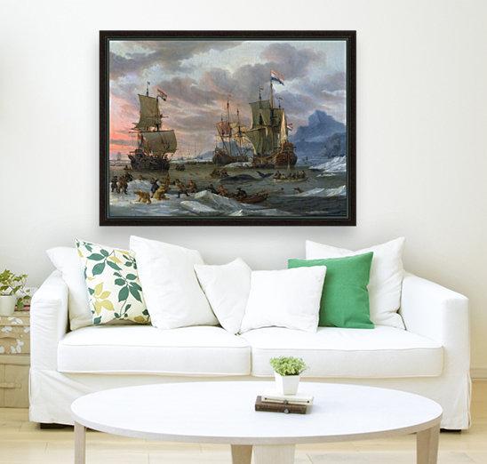 Walvisvangst  Art