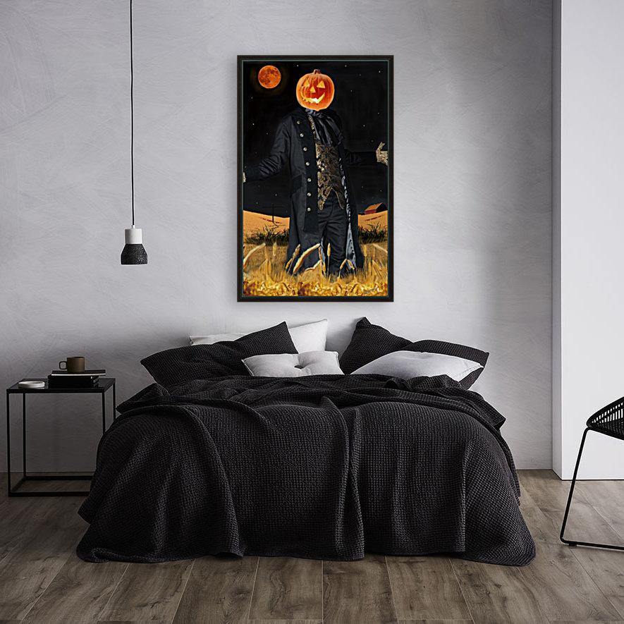 Pumpkinhead by J Gregory  Art