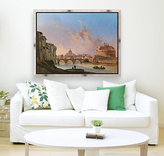 San Pietro e Castel Sant Angelo  Art