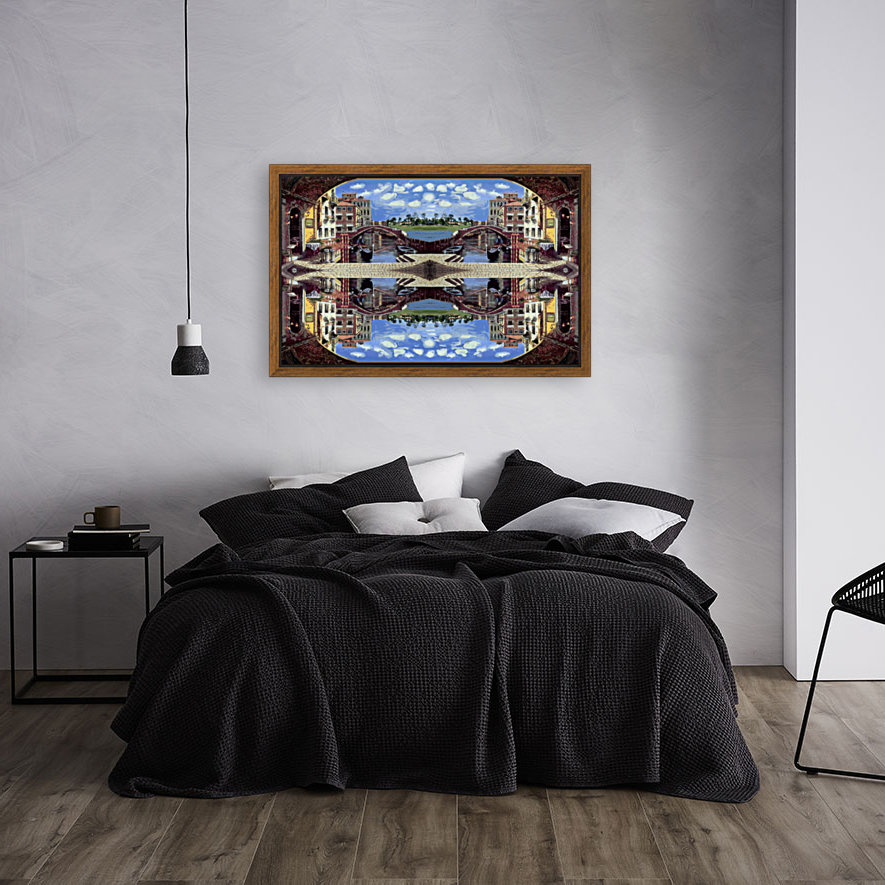 venice ART 4 with Floating Frame