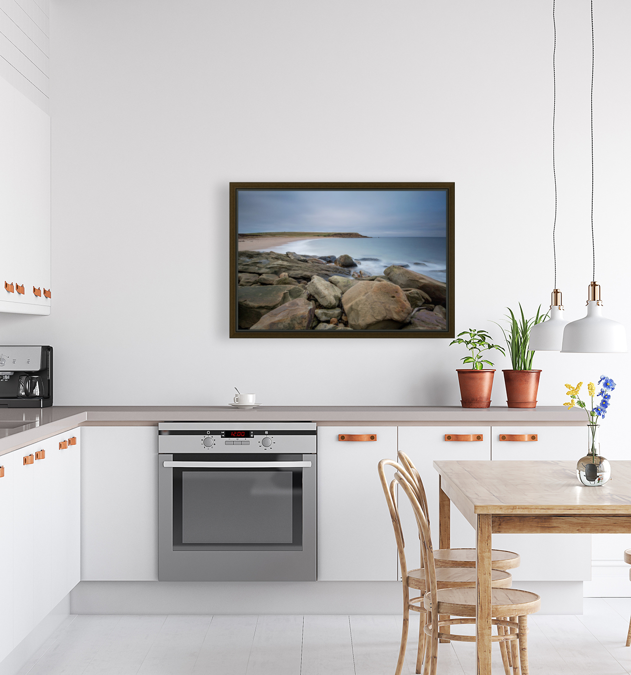 Sands of Whale Cove Print
