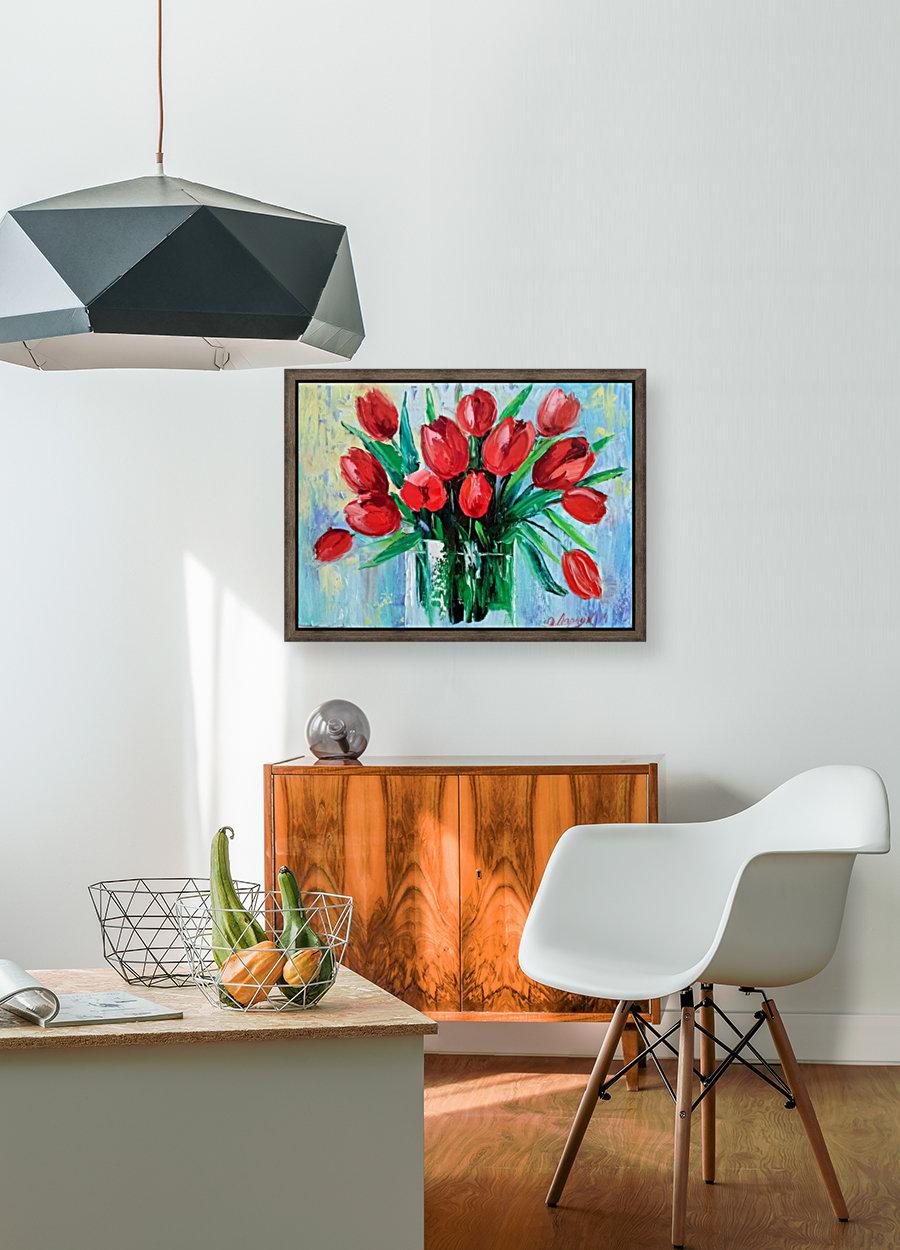 Тюльпаны  Art