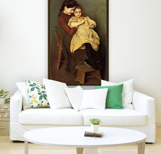 Mother and child  Art