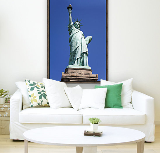 Statue Of Liberty, Lower Manhattan, New York City, New York, Usa  Art