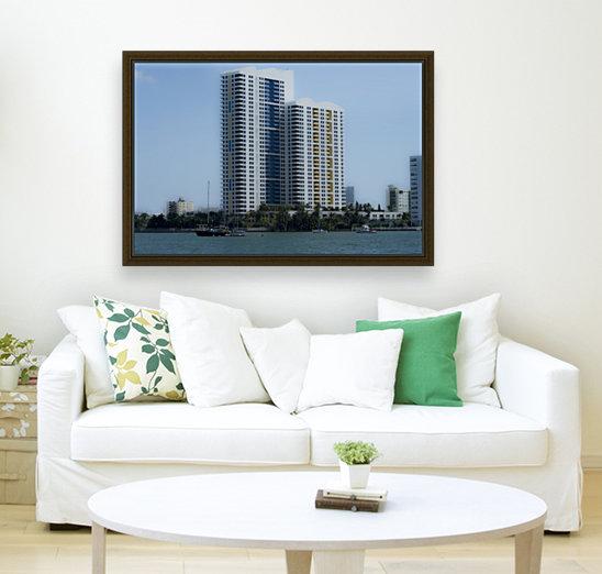 Miami Beach Buildings  Art