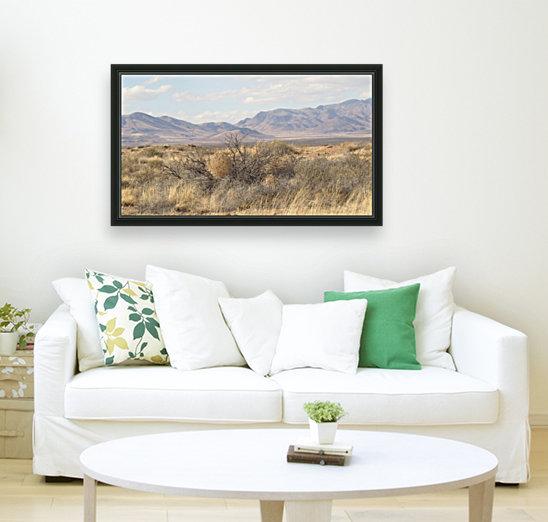 Landscape around Fort Craig VP1  Art