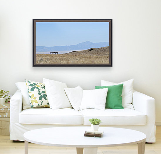 Volcanoes of Albuquerque VP7 with Floating Frame