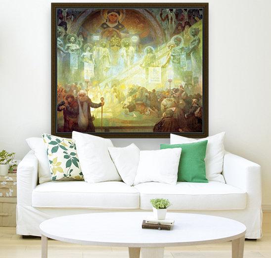 Holy Mount Athos, 1926  Art