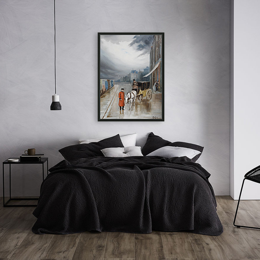 After rain - Chelsea  Art