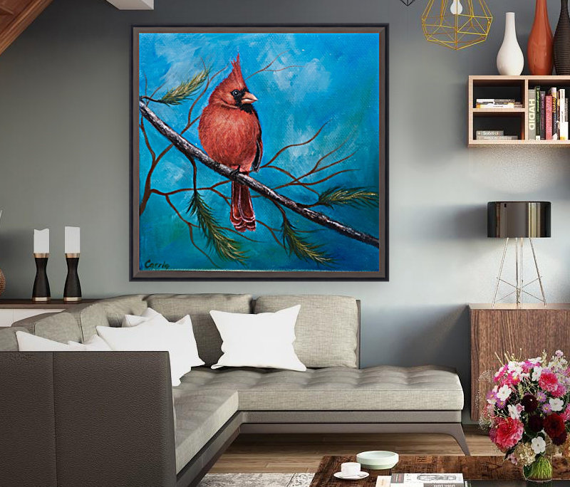 Mr. Cardinal  Art