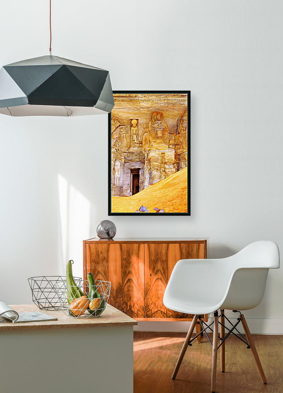 Abu Simbel  Art