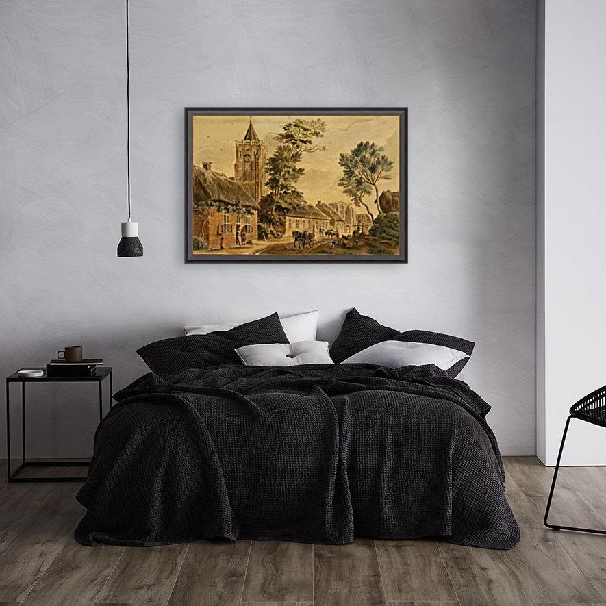 View of Sambeek  Art