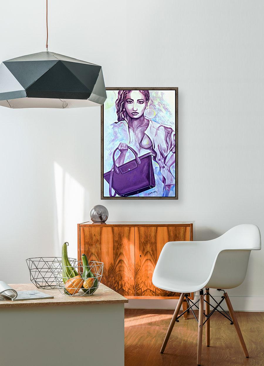 bag_lady_print  Art