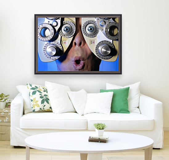Eye Exam  Art